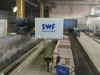 Грузовая тележка, мостового крана, комплектация SWF (Германия)