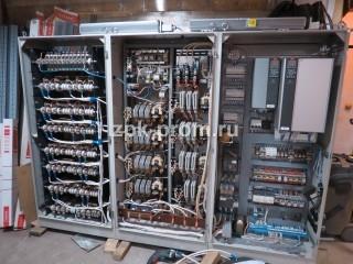 Электрический шкаф управления крана мостового двухбалочного
